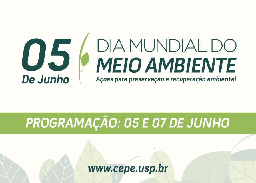 Evento - Dia Mundial do Meio Ambiente