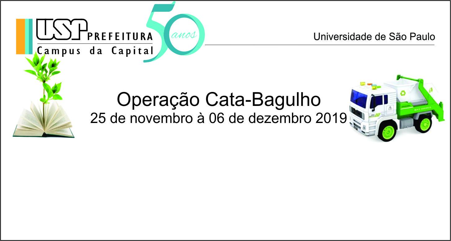 8ª Edição Operação Cata-Bagulho 2019
