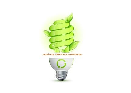 Meta de Sustentabilidade  - Lâmpadas fluorescentes
