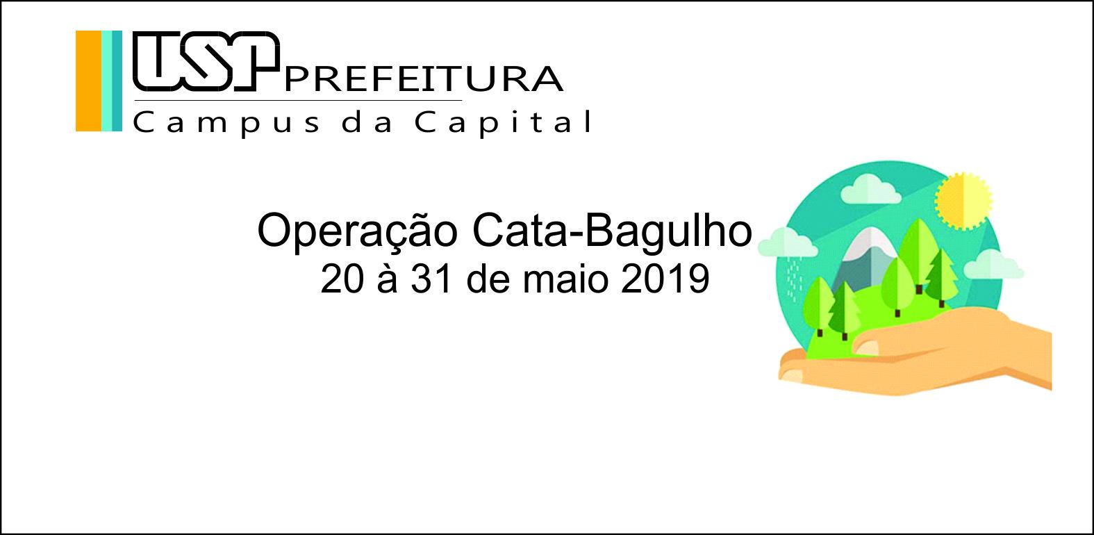 Operação Cata-Bagulho 2019